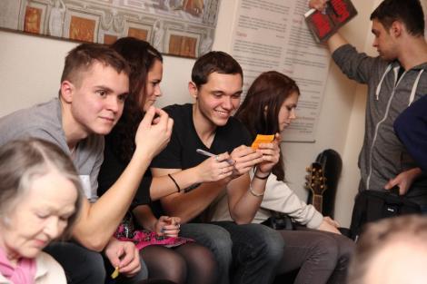 Ежегодная студенческая вечеринка «ВУЗы жизни»
