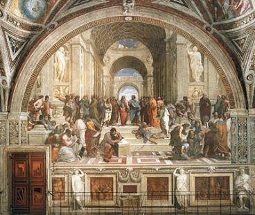 Рафаэль Санти: Афинская школа