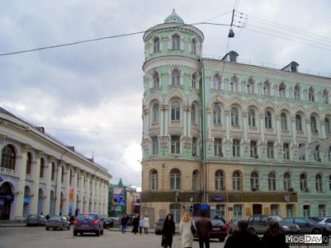 Улица Ильинка. Фото с сайта mosday.ru