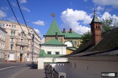 Варварка. Фото с сайта mosday.ru